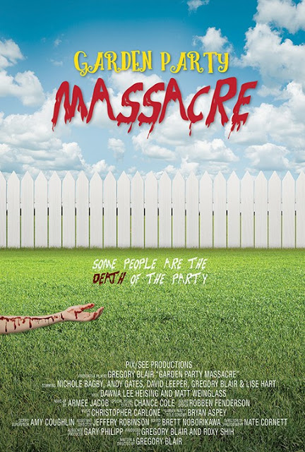 Garden Party Massacre Poster