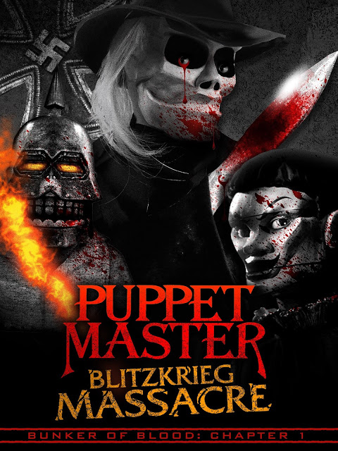 puppet master blitzkrieg massacre poster