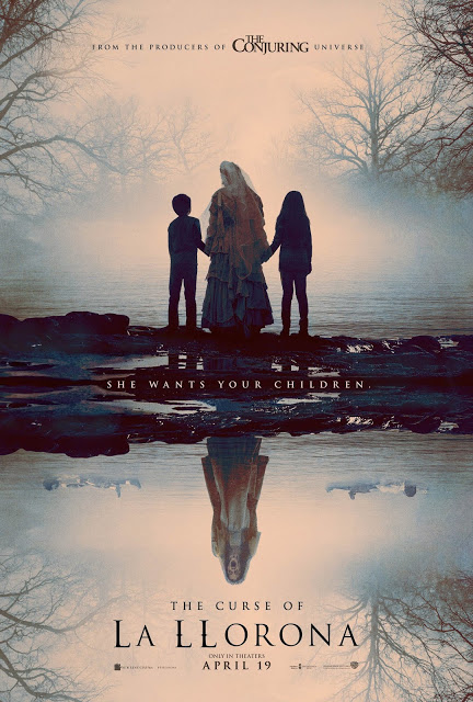 The Curse Of La Llorona Poster