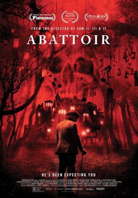 Abbatoir poster