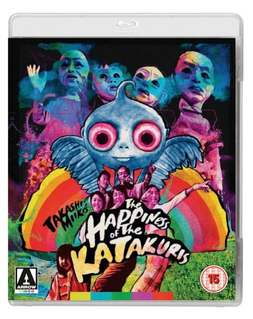 The Happiness of the Katakuris cover