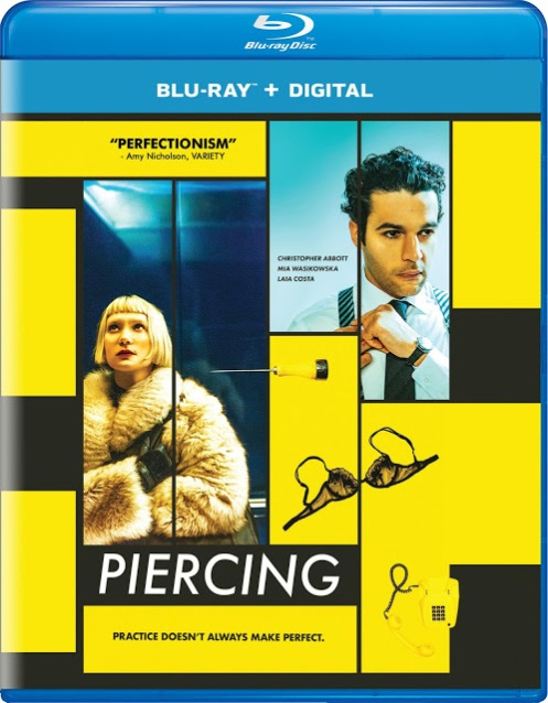 Piercing Blu-Ray Cover Image