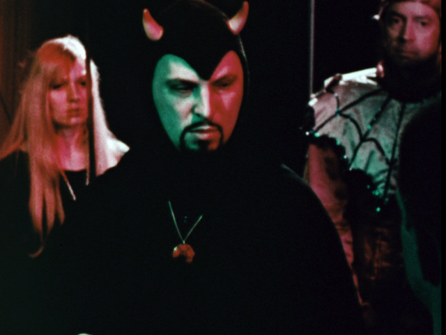 Satanis: The Devil's Mass Image