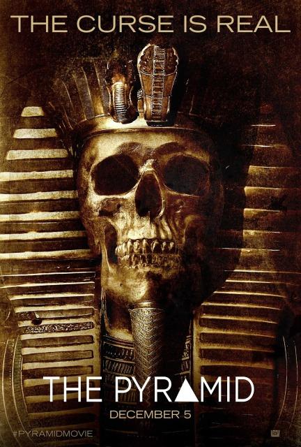 The Pyramid Alternate Poster