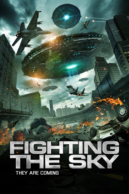 fighting in the sky poster