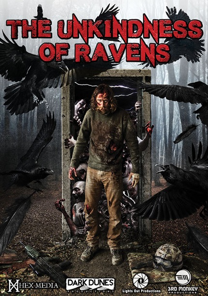 the unkindness of ravens poster
