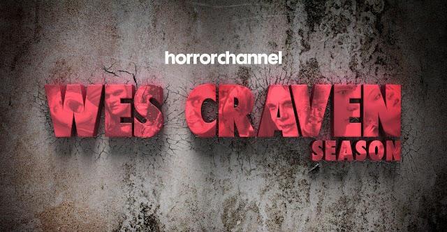 horror channel wes craven season banner