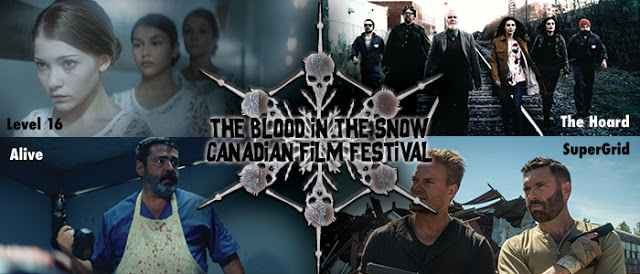 Blood In The Snow Poster