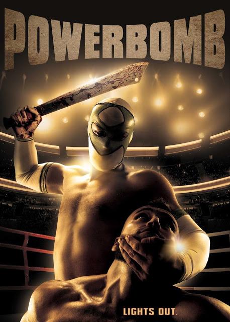 Powerbomb Poster