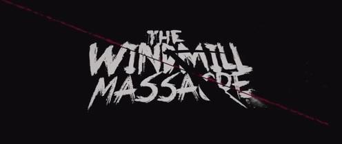 the windmill massacre banner