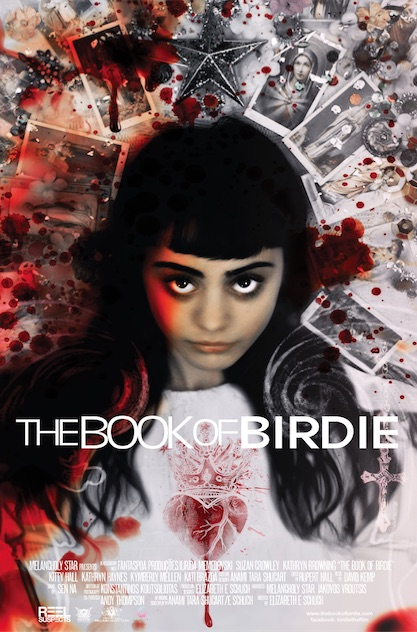The Book Of Birdie Poster