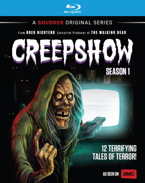 Creepshow Box Art Image