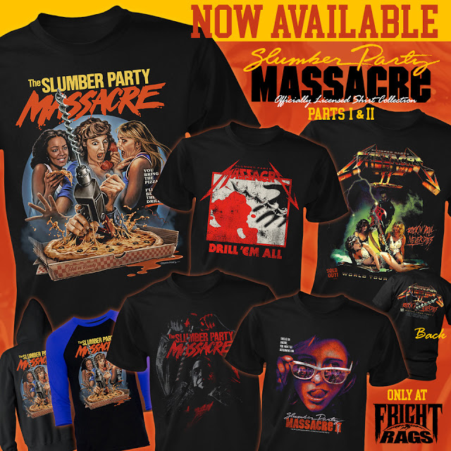 Slumber Party Maassacre fright rags image