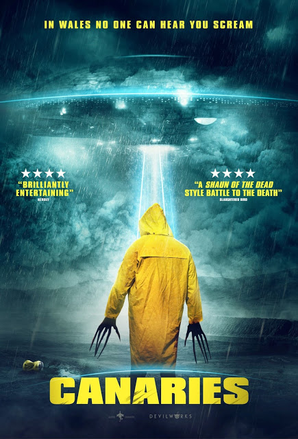 canaries poster