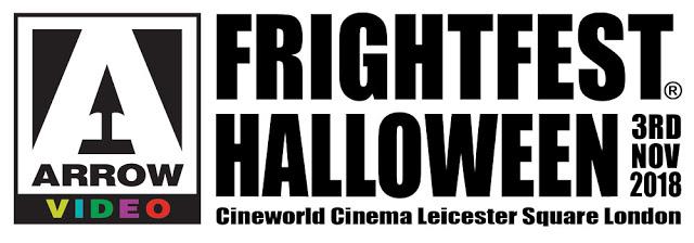 Frightfest Banner heading