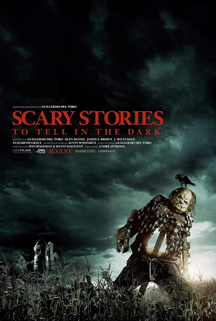 Scary Stories to tell in the dark theatrical poster