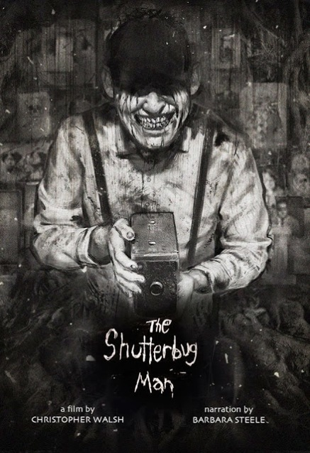 the Shutterbug Man poster