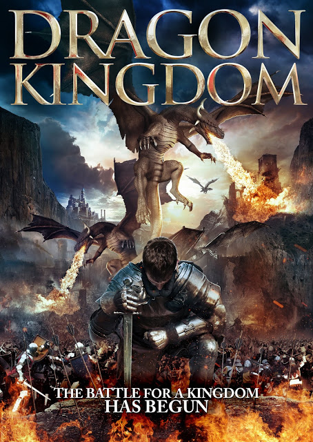 Dragon Kingdom Poster