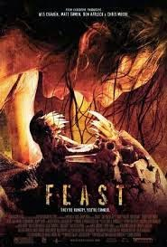 Official Poster From Feast