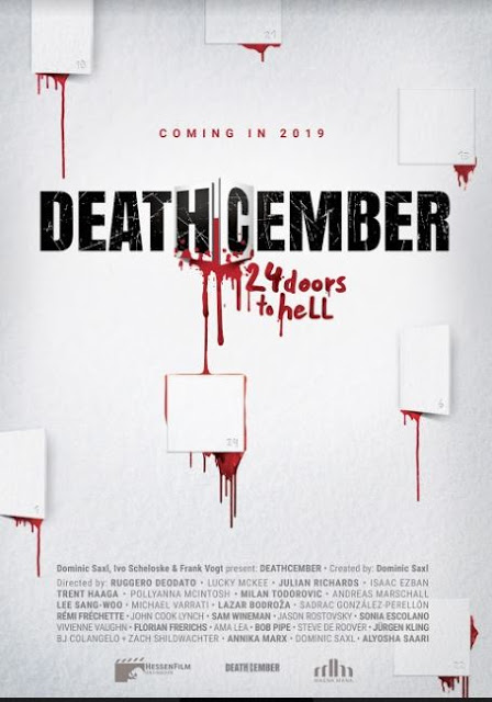 Deathcember Poster