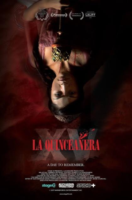 La Quinceanera poster