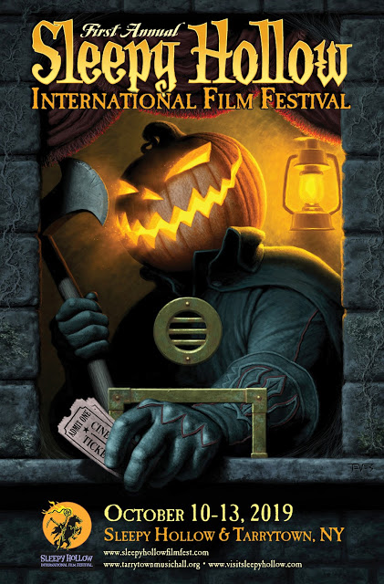 Sleepy Hollow International Film Festival Poster