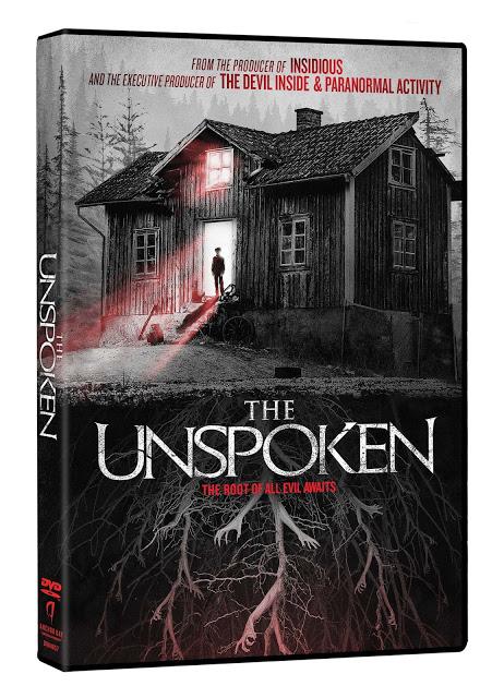 the unspoken dvd art