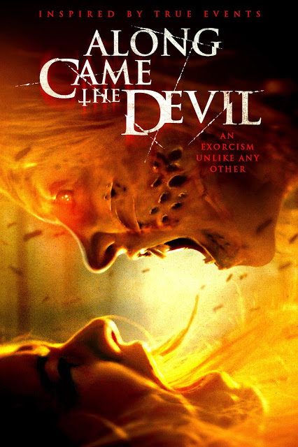 Along Came The Devil poster