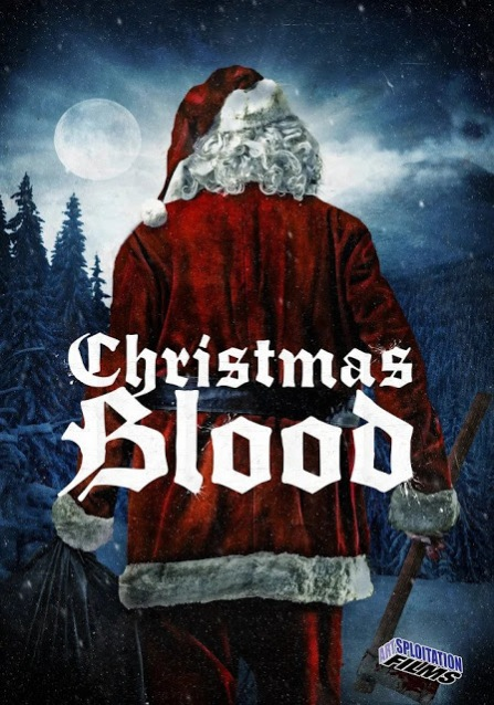 Christmas Blood Poster