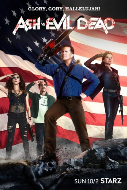 ash vs Evil Dead season 2 poster