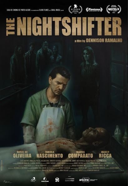 The Nightshifter poster