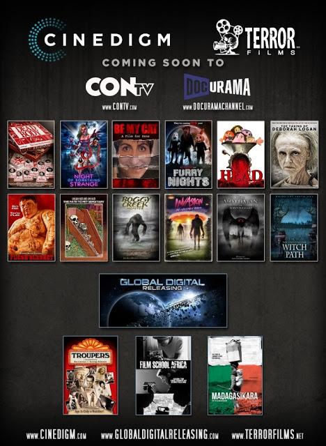 Terror films coming soon poster