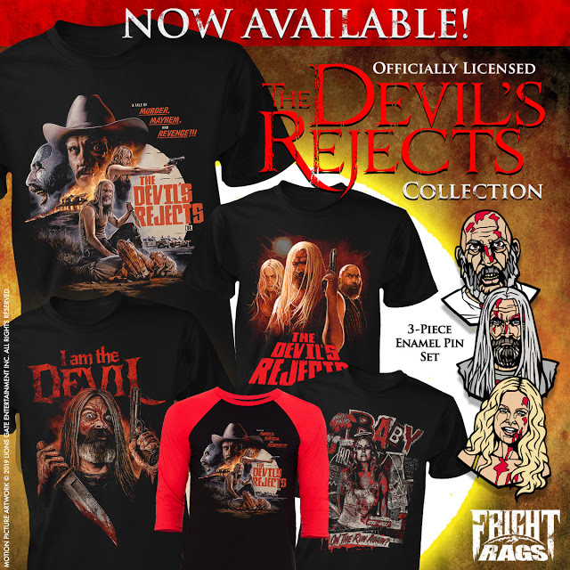 the devil's rejects fright rags image