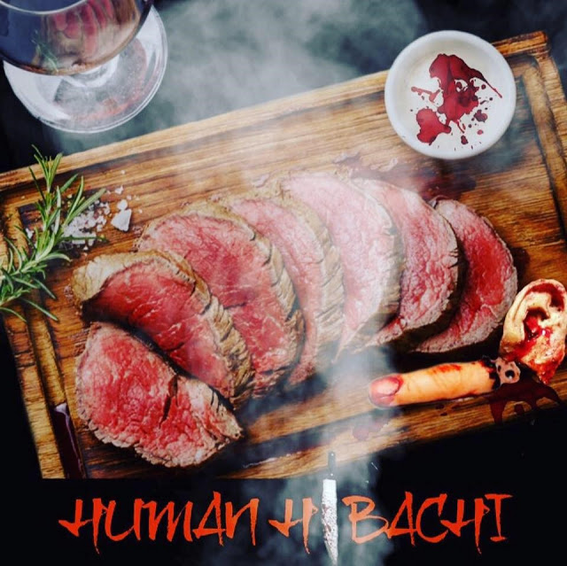 Human Hibachi Poster