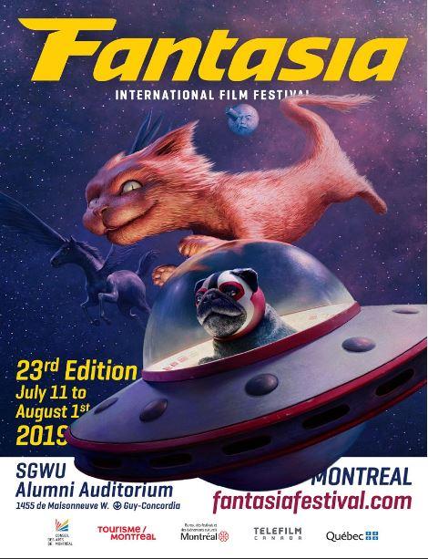 Fantasia Film Festival 2019 Poster