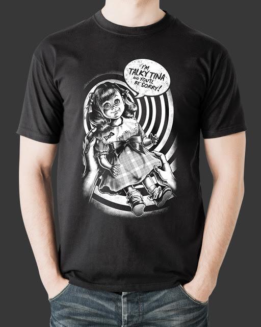 Twilight zone tshirt