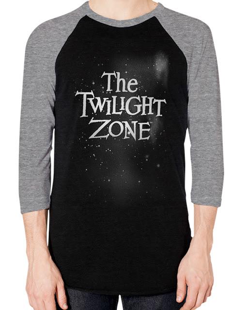 the twilight zone tshirt