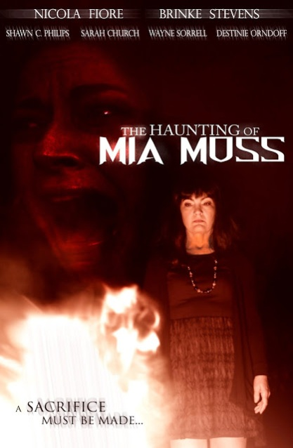 The Haunting of Mia Moss poster