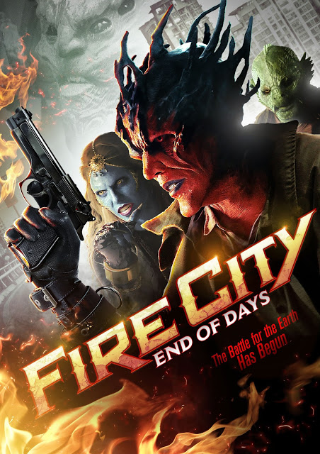 fire city poster