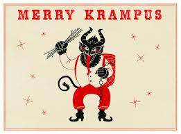Krampus banner