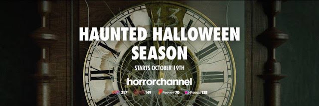 Horror Channel heading