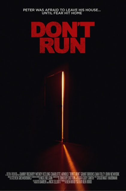 Don't Run Poster