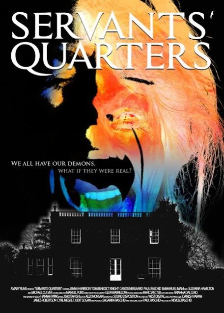 servants quarters poster