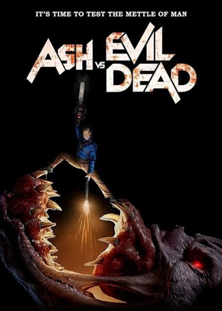 Ash vs evil dead poster season 3