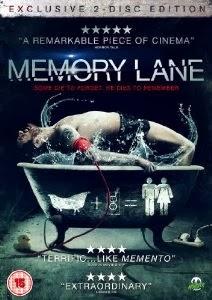memory lane cover