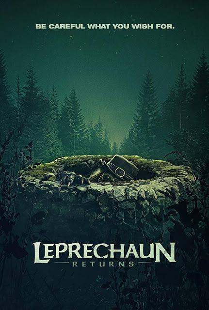 Leprechaun Returns Poster
