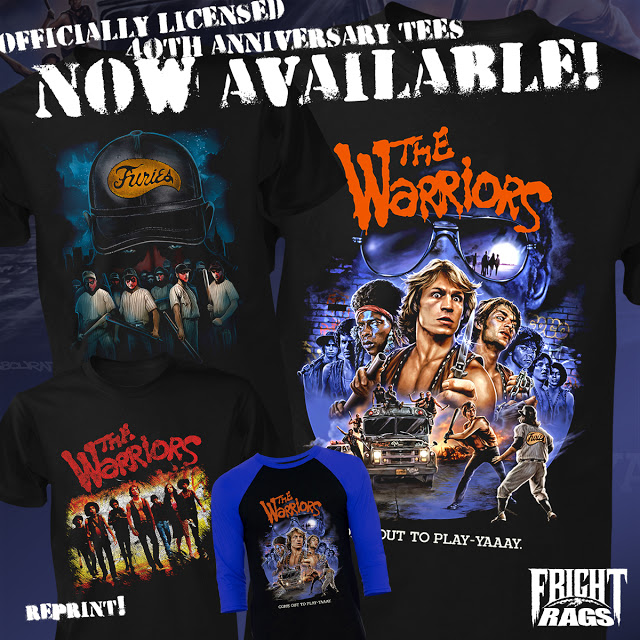 The Warriors 40th Anniversary Image