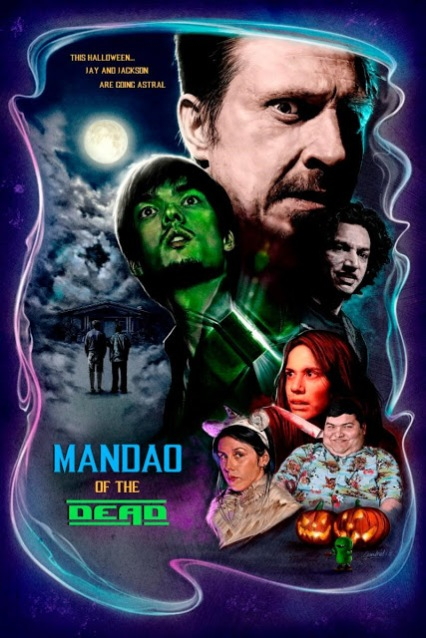 Mandao Of The Dead Poster