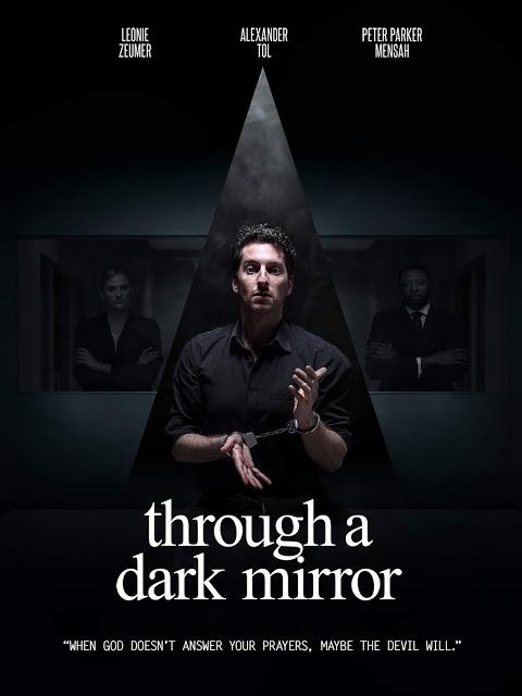 through a dark mirror poster