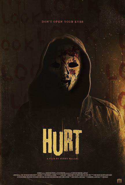 Hurt poster